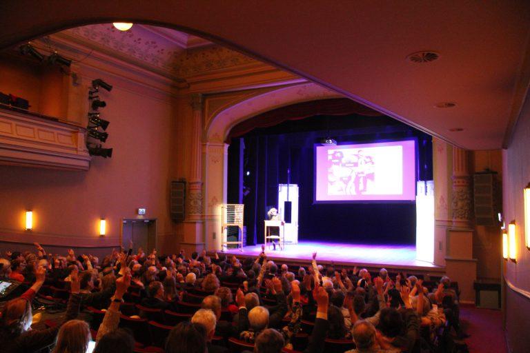 Foto's Erfgoedcongres